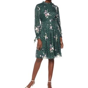 NWT Ted Baker Sofiya Midi Dress